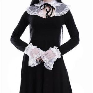 Killstar Forgive Me Father Dress XS, BNWT!